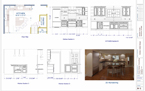 Cross Sectional Kitchen Layout
